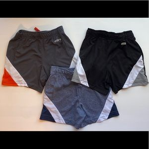 Jumping Beans - Lot of 3 Boys Active Shorts 3T